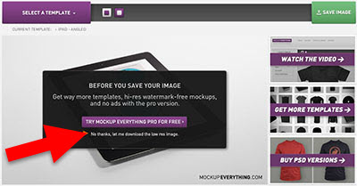 Mockup everything 13