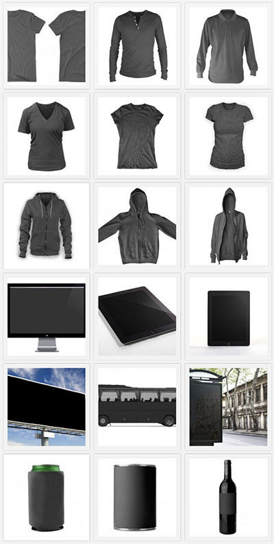 Mockup everything 18