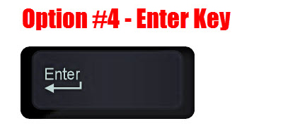 Option4_EnterKey