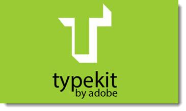Adobe TypeKit -1