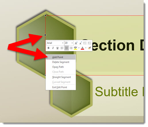 Vector Editing inside PowerPoint 8