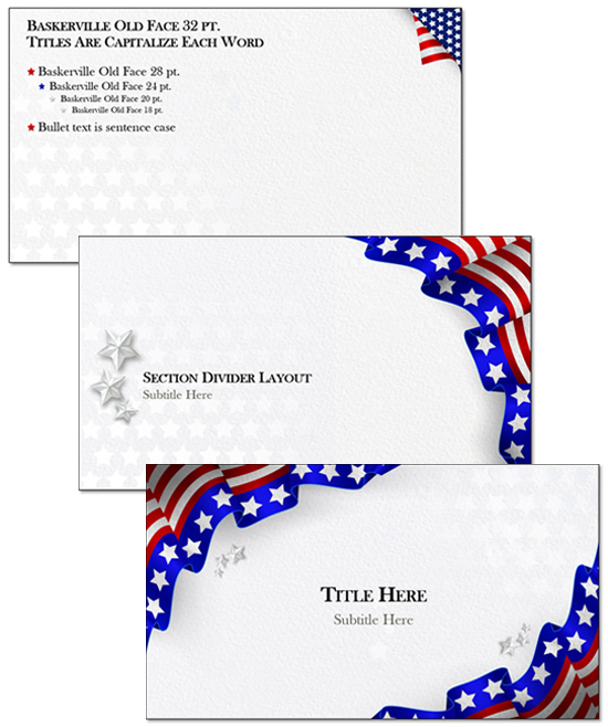 Templatesassets archives the powerpoint blog free fourth of july template toneelgroepblik Choice Image