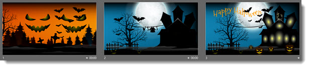 PowerPoint Halloween Movie