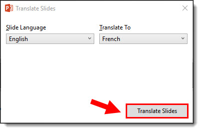 Presentation Translator 11